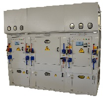 Электрощитовое оборудование, выключатели нагрузки, разъединители